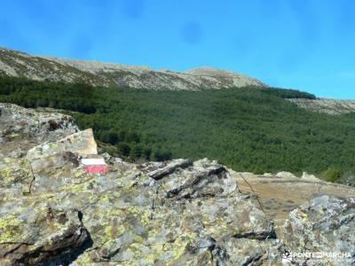 Peña La Cabra-Porrejón-Sierra Rincón;fotos calahorra lago sanabria lagunas de neila